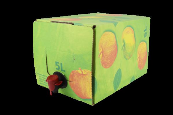 Apfel-Birnen-Saft - Naturtrüb