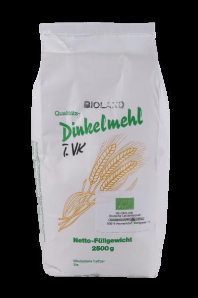 Bio-Dinkelmehl